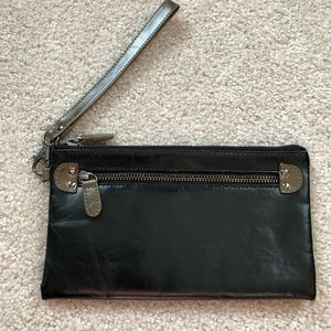 Shiraleah Vegan Leather Wristlet